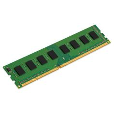 Kingston ValueRAM 4 GB (1x4 GB Module) 1333MHz DDR3 Non-ECC CL9 DIMM Desktop Memory KVR1333D3N9H/4G One 4GB module of 1333MHz DDR3 Desktop Memory. Specifically designed and tested for compatibility in various makes and models of desktop computers. From the industry leader in PC memory. Backed by a lifetime warranty and free technical support.  #Kingston #CE