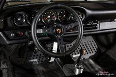 Porsche 911 | Magnus Walker, Floor, Foot Plates, Shifter Base Idea