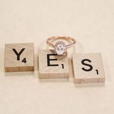 """Say """"yes""""!"""