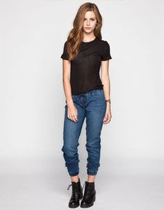 The women's Jogger Jeans by Bullhead Denim Co for PacSun and ...