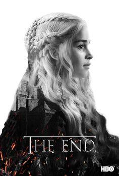 Daenerys Targaryen Emilia Clarke in final season 8 of Game of Thrones 2019 Game Of Thrones Tumblr, Game Of Thrones Facts, Got Game Of Thrones, Game Of Thrones Quotes, Game Of Thrones Funny, Cersei Lannister, Daenerys Targaryen, Got Dragons, Mother Of Dragons