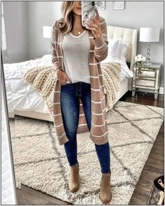 35 Lovely Fall Outfits for Women This Season ~ Fashion & Design - Winter Outfits for Work Fall Winter Outfits, Autumn Winter Fashion, Women Fall Outfits, Fashion Fall, Simple Fall Outfits, Fashion Trends, Winter Clothes, Fashion 2018, Spring Outfits