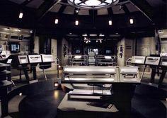 Brigde commander of enterprise NX-01.