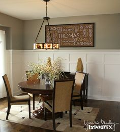 THIS Is What A I Have Been Dreaming Of For My Dining Area