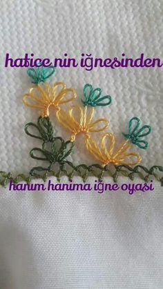 İĞNE OYASI Crochet Unique, Needle Lace, Fabric Manipulation, Olay, Tatting, Needlework, Diy And Crafts, Embroidery, Sewing