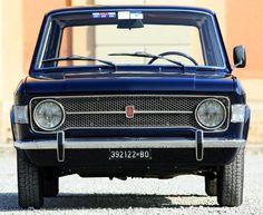 FIAT 128 1100 de los años 70.