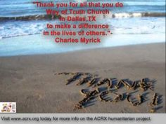 American Consultants Rx Charity Donation To Way of Truth Church By Charles Myrick - https://wokeamerican.net/american-consultants-rx-charity-donation-to-way-of-truth-church-by-charles-myrick/