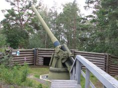 The cannon in Ulko-Tammio Baltic Sea, Cannon, Finland, National Parks, Waves, World, The World, Canon, Beach Waves