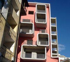 Seven Story Apartment in Tirana