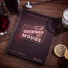 Cocktails Of The Movies from Firebox.com