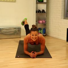 10-Minute Bootcamp Workout by Jeanette Jenkins