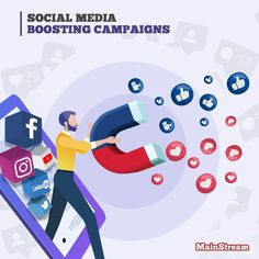 We help your business prosper through our well targeted & organized social media boosting campaigns 📤 make more sales get more followers and gain fame through MainStream marketing🚀 🌐 : mainstreampronet.com 📱 : +961 70 98 31 99 🔻🔻🔻 #mainstreammarketing #digitalmarketing #onlineadvertising #socialmedia #socialmediamarketing