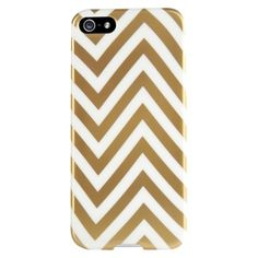 Agent18 Lux Case for iPhone®5 - Gold (P5SSL/52)