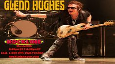 Lookin' forward to Rockline on Wednesday nite (March 20th) 8:30PM PT (11:30PM ET) with good friend Bob Coburn... call in and ask me a burnin' Question!!! 800-344-ROCK (7625) : GH