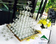 Champagne Towers Australia