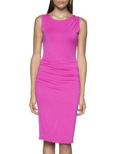 Ruched Drape Dress | Woolworths.co.za