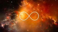 ∞ Orange Infinity Wallpaper, Universe, Orange, Cosmos, Space, The Universe