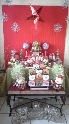 La mesa de dulces 2014