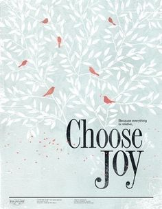 Choose Joy by Eva Juliet