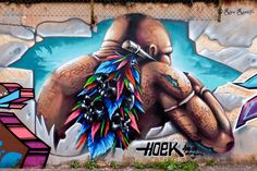 https://flic.kr/p/H67aDF | Roma. Ex-Fiera di Roma. Graffiti for '9 years of Graff Dream'-The Maya theme. By Hoek | Please don't use my images on websites, blogs or other media without my explicit permission - rr.restifo@gmail.com. © All rights reserved