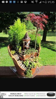 Terracotta potte plante diy gardening hage
