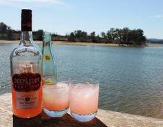 Deep Eddy Ruby Red Vodka. No place like Texas.
