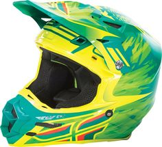 Fly Racing F2 Carbon w/MIPS Shorty Replica Mens Off Road Racing Motocross Helmet