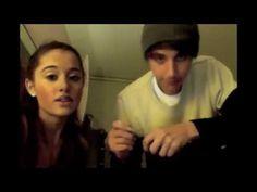 Ariana Grande & Jai brooks makeup tag.This video neverrr gets old