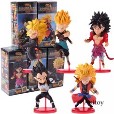 Obliging Dragon Ball Super Broly Figure Super Saiyan Led Light Anime Dragon Ball Z Broly Ultimate Soldier Figurines Dbz Toys For Children Durable Service Toys & Hobbies
