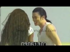 "New SEXY and HOT Michael Jackson! Never before seen raw ""In The Closet"" footage. Very rare! - YouTube"