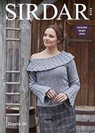 Sirdar 8155 Knitted Sweater for Adults in weight yarn Crochet Monkey, Crochet Rabbit, Knit Crochet, Double Knitting Patterns, Pdf Patterns, Baby Boy Sweater, Dk Weight Yarn, Boys Sweaters, Knitting Yarn