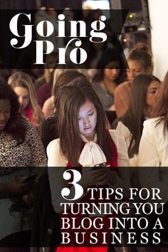 GOING PRO: 3 TIPS FOR STRIKING OUT ON YOUR OWN