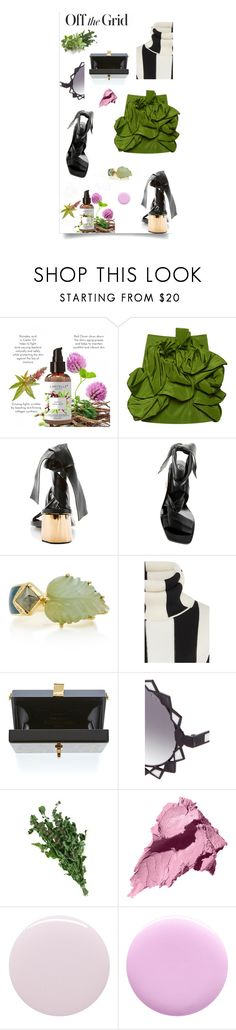 """Unique"" by sue-mes ❤ liked on Polyvore featuring Proenza Schouler, BROOKE GREGSON, Monse, Dolce&Gabbana, Pared, Bobbi Brown Cosmetics, Nails Inc. and Deborah Lippmann"