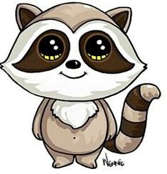 And terrifying. Cute Easy Drawings, Cute Animal Drawings, Draw So Cute Animals, Kawaii Girl Drawings, Cartoon Drawings, Kawaii Doodles, Kawaii Art, Disney Kawaii, Cute Characters