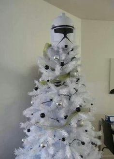 Storm trooper tree