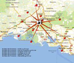 Sul da França (cidades com atrações)