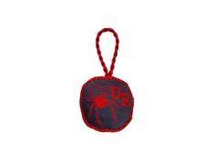 Richmond Needlepoint Ornament | Smathers & Branson