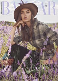 Ronja Furrer Poses Outdoors in Ralph Lauren for Harper's Bazaar UK Feminine Photography, Bohemian Photography, Fashion Photography, Freelance Photography, Editorial Photography, Tapas, Munich Models, Fashion Cover, Photoshoot Inspiration