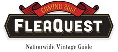 Flea Market Style: Introducing FleaQuest!  It will be an online directory of all the flea markets, antiques shows, vintage sales, antiques shops, road trips and architectural salvage stores in the nation.  Can you say shopping trips?