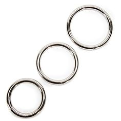 Sportsheets Metall Penis Ring, gold, 1 Stück