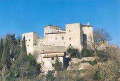 Gino Tavernelli · Brancialino Castle