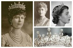 """The Girls of Great Britain and Ireland Tiara 