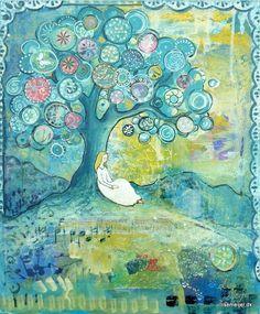Dreamtree by Lise Meijer