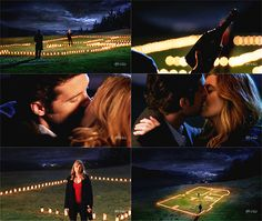 4x17 House of Candles - most romantic gesture