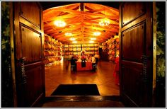Ponte Family Estate Winery Photo Gallery | Barrel Room Ceremony Temecula Wine Country Photos