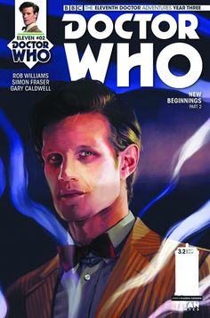 Doctor Who 11th Year Three #2