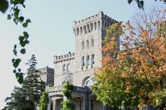 Manhattanville in the Fall!