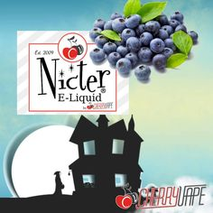 Happy halloween! Spend time with your favorite little ones, all dressed up in a handful of days! Try blueberry by Nicter for that extra kick to your sweet tooth to keep your tastebuds from the temptations of the sweets your children bring home! Get it in your nicotine level today at the Cherry Vape Den!  #nicter #vapelikeaboss #dripclub #vapenyc #instavape #drippin_awesome #vapestagram #cherryvape #vapelyfe #eliquid #vape #chickswithwicks #vapebabes #Monday #halloween #blueberry #vapegram…