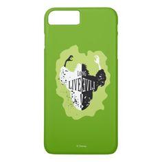 #Cruella - Long Live Evil iPhone 7 Plus Case - #disney #gifts