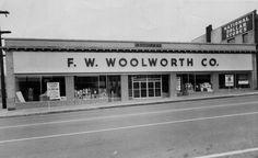 Woolworth Co., Sept. 18, 1956, Vancouver, Wa.